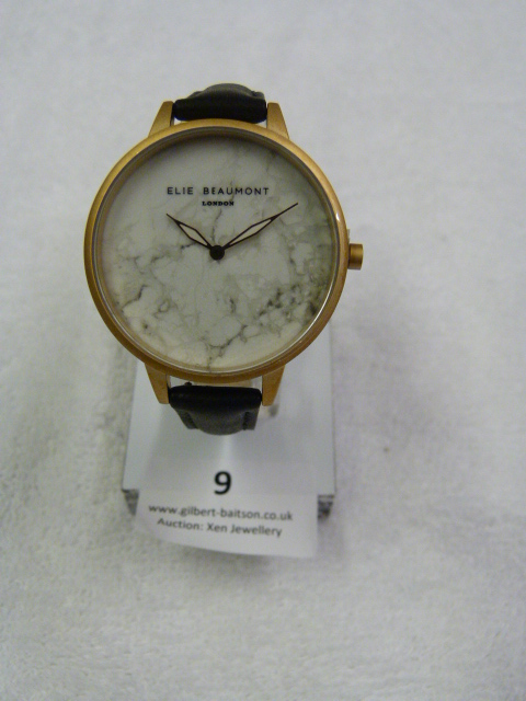 Lot 9 - *Elle Beaumont Ladies Wristwatch