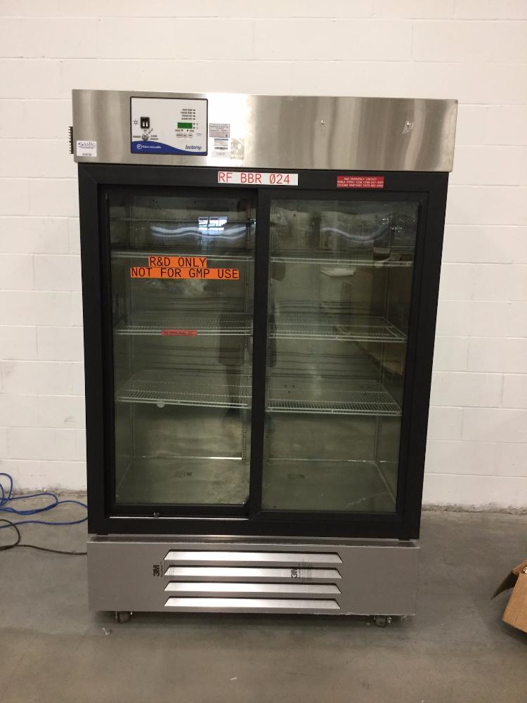 Lot 46 - Fisher Scientific MH45SS-GAEE-FS Refrigerator