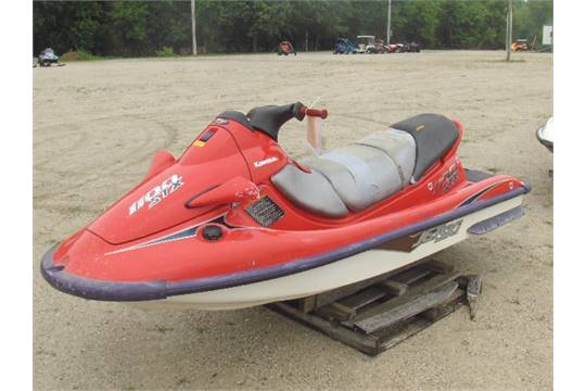 1999 KAWASAKI 1100 STX KAW11500I899 Jet Ski Electric Start And