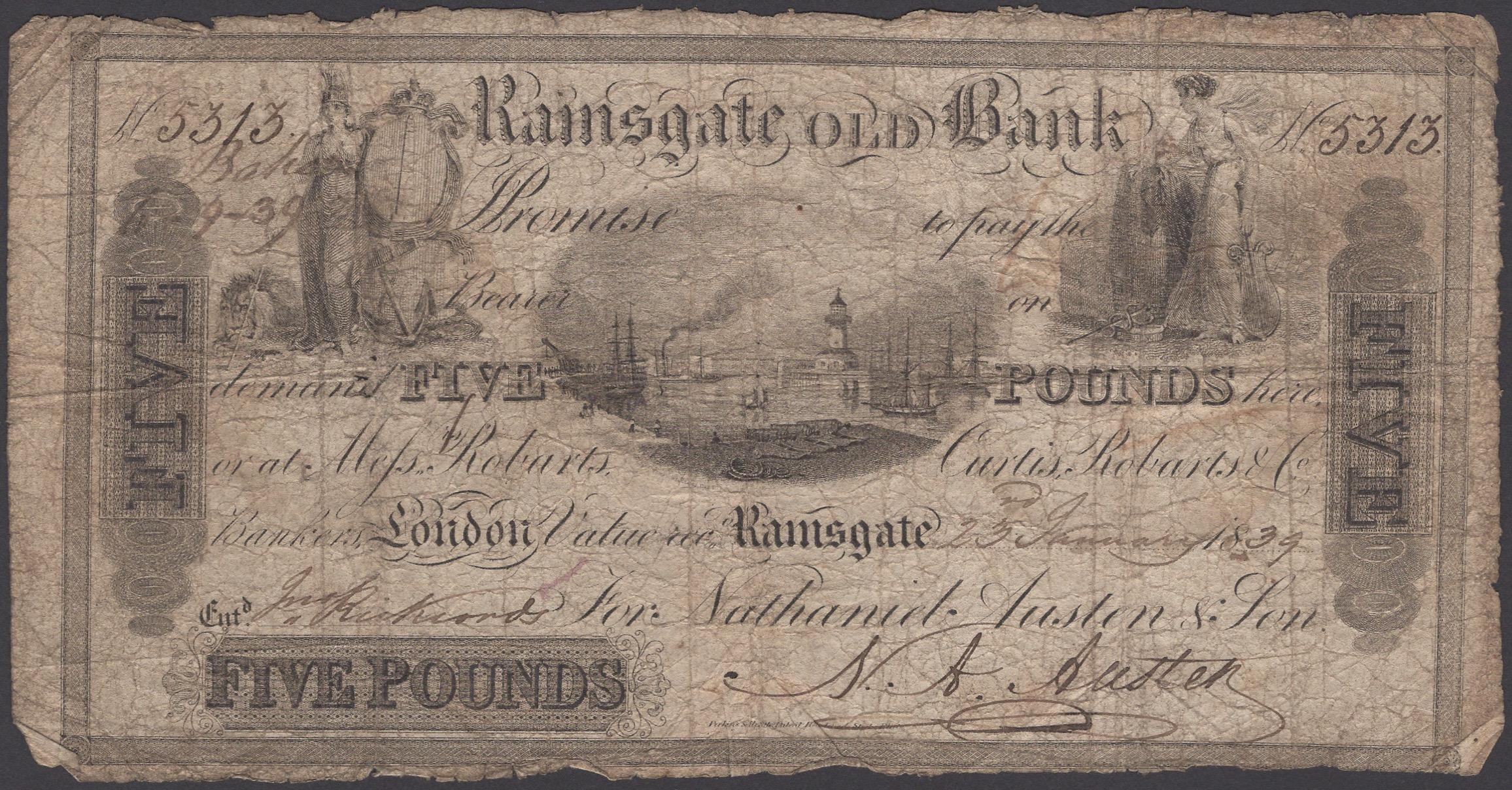 Lot 30 - British Banknotes