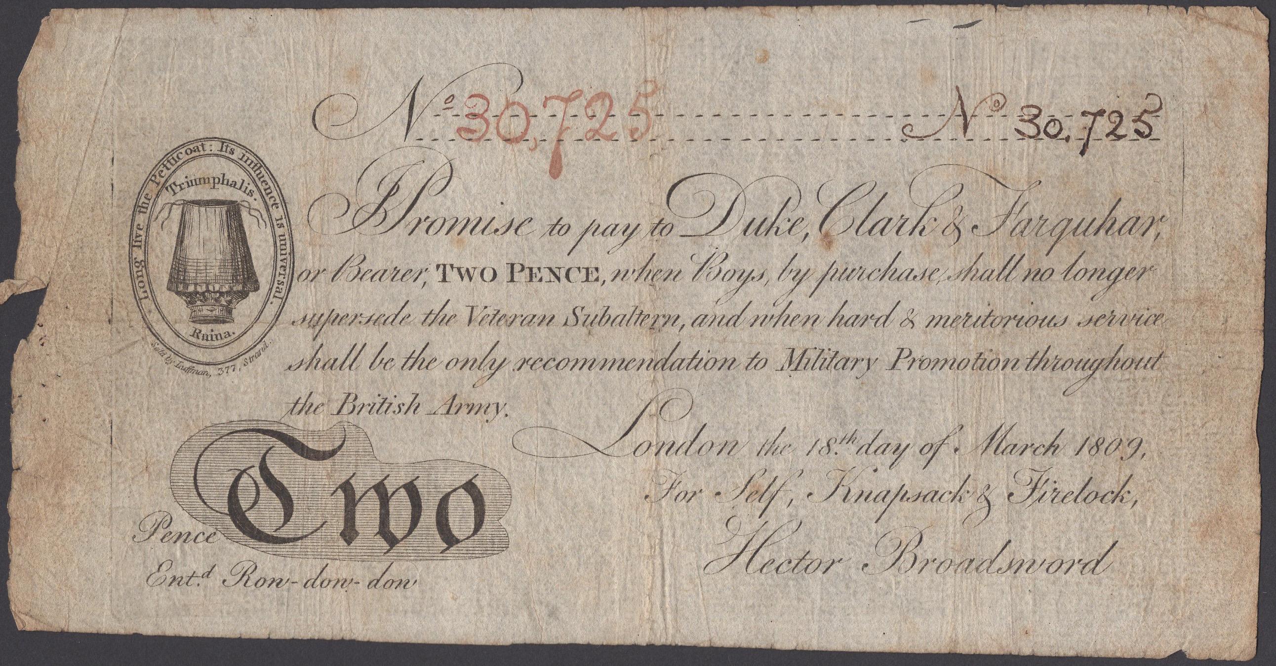 Lot 54 - British Banknotes