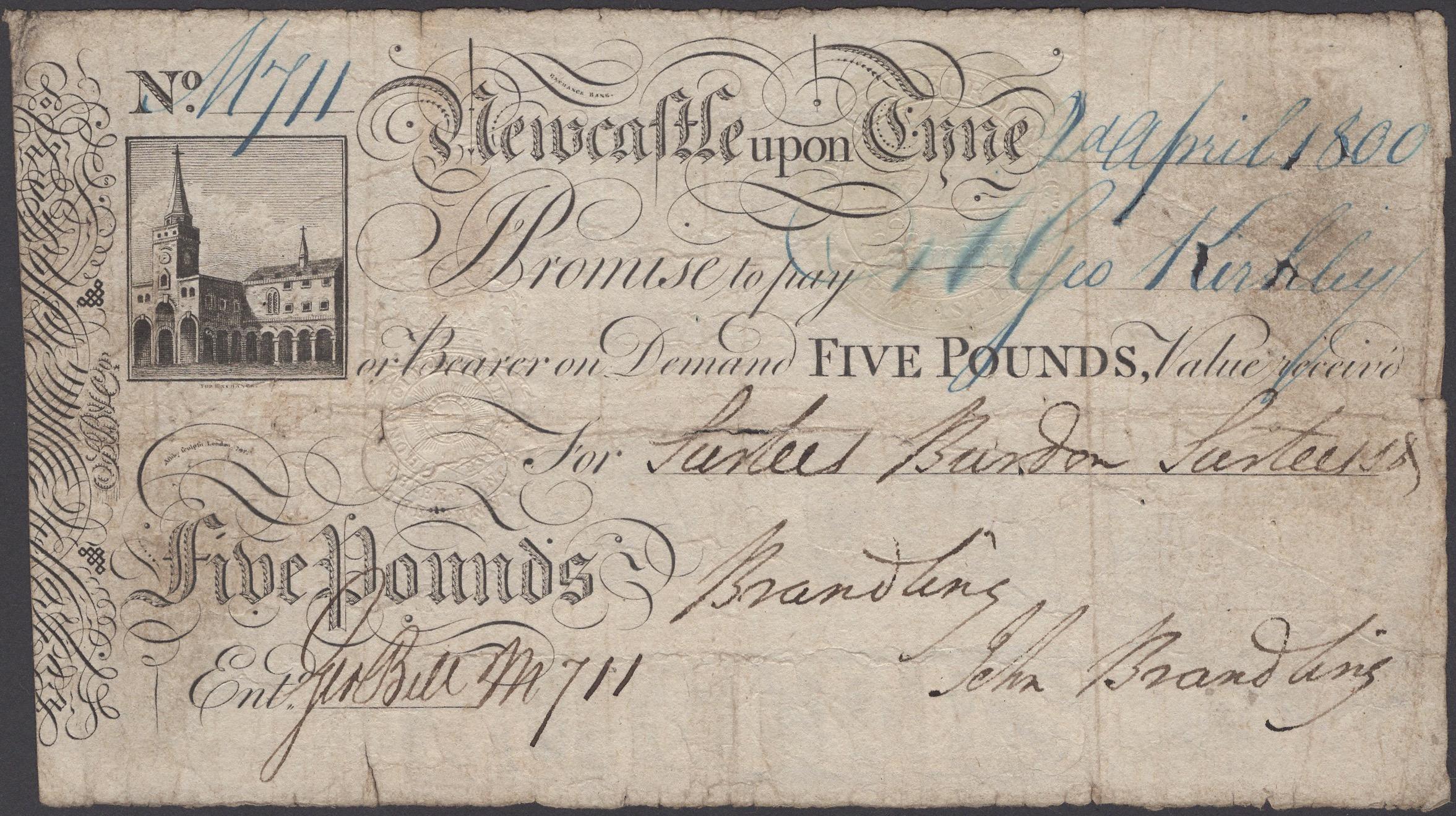 Lot 28 - British Banknotes