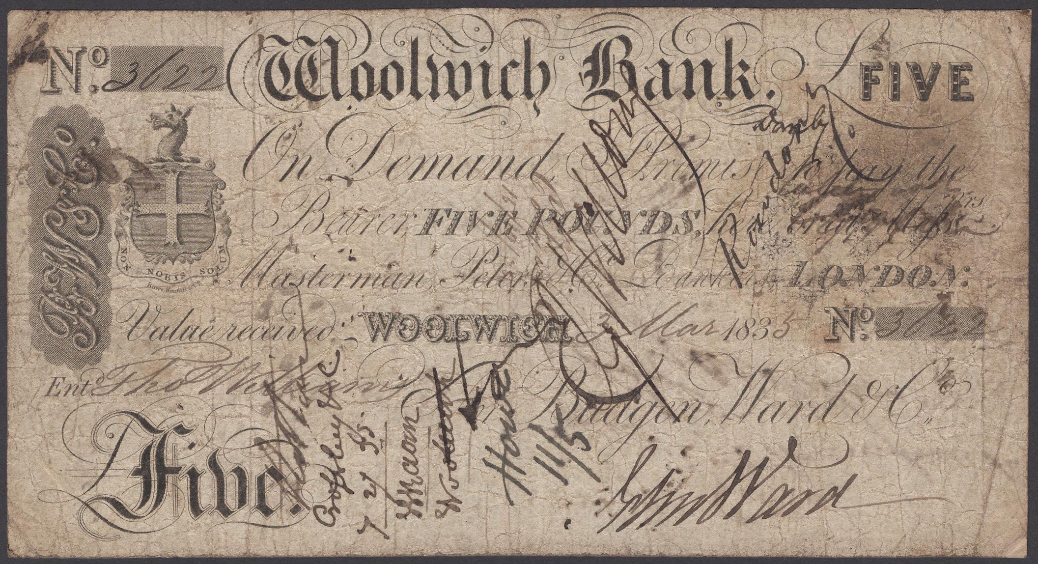 Lot 43 - British Banknotes
