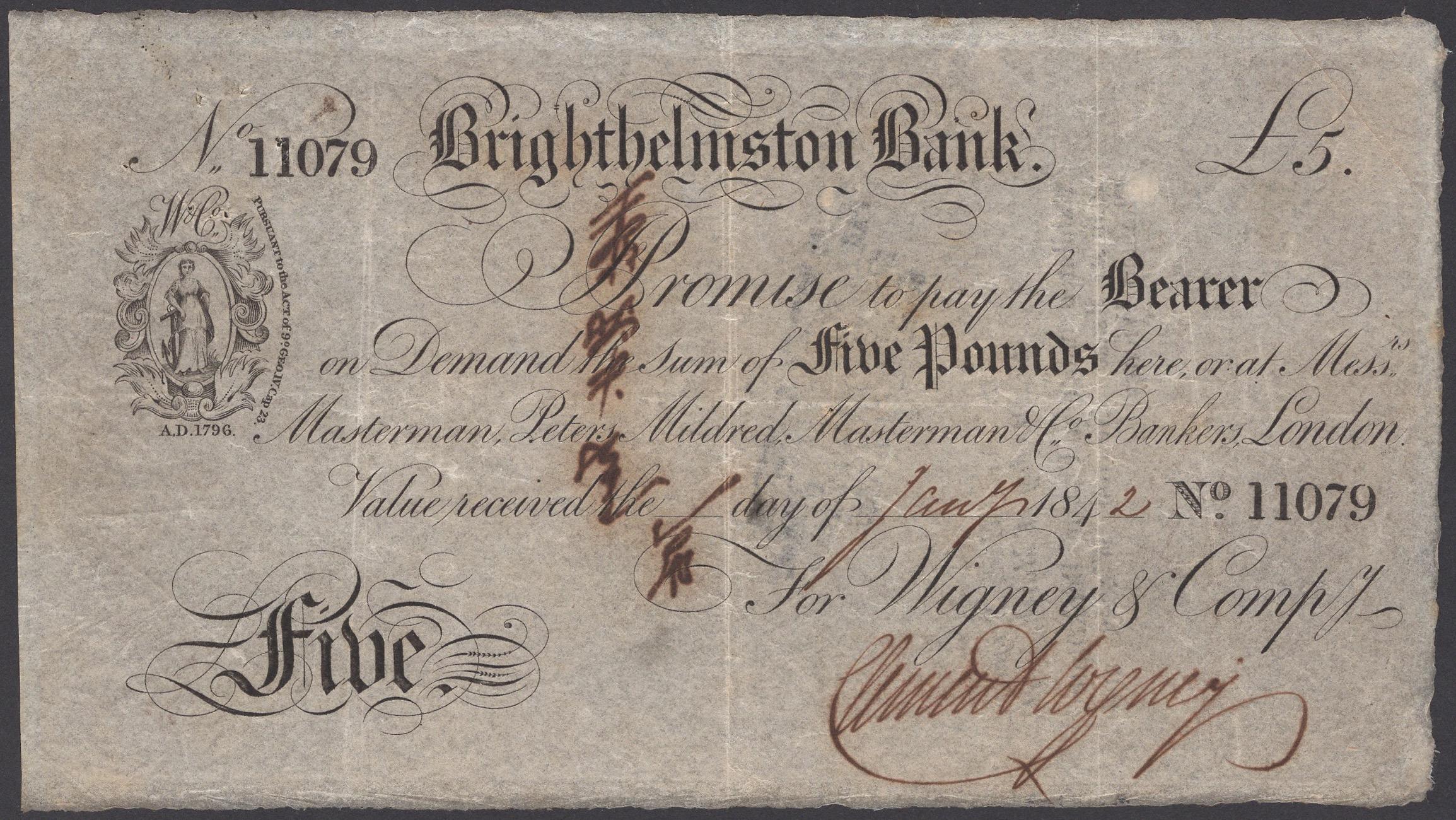 Lot 4 - British Banknotes