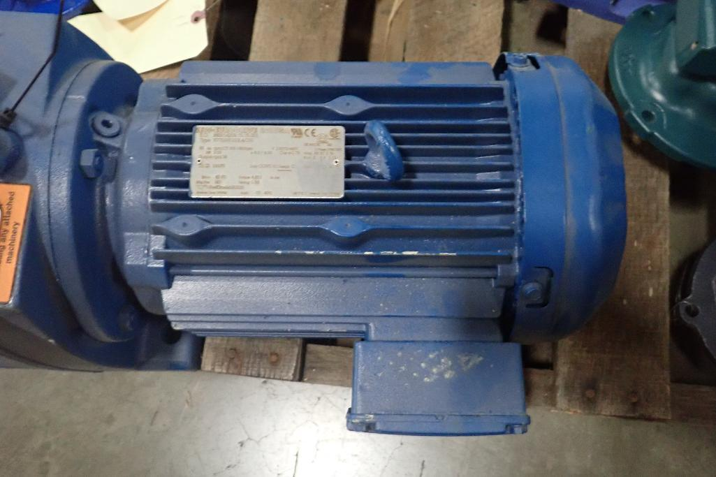 Lot 2051 - Pallet of assorted gearboxes. (See photos for additional specs). **Rigging Fee: $25** (Located in Ea