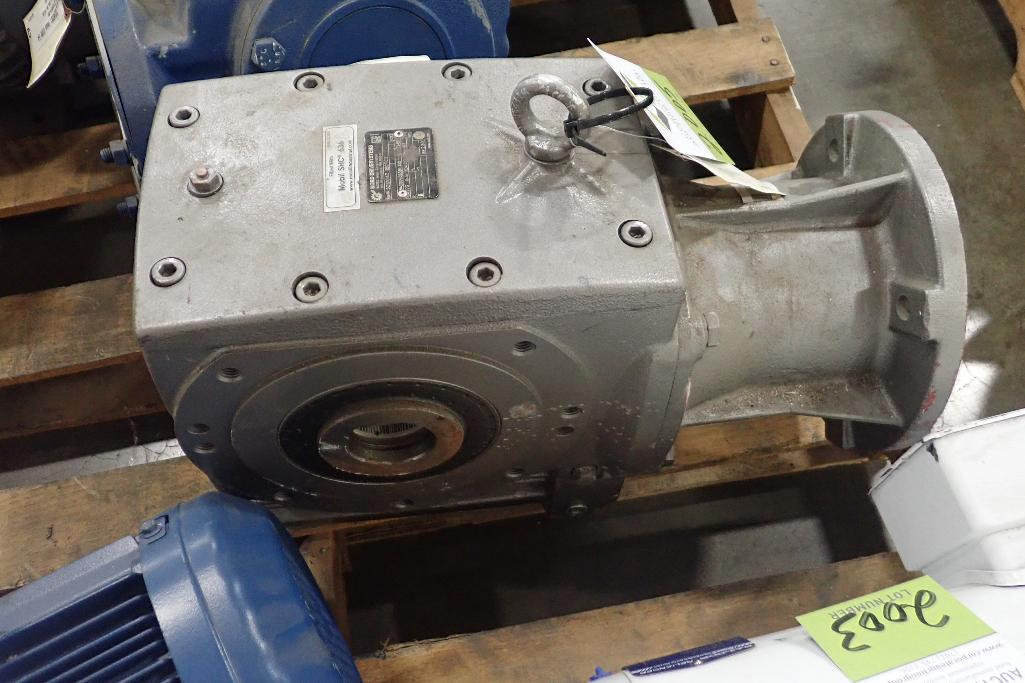 Lot 2005 - (3) assorted gear boxes. (See photos for additional specs). **Rigging Fee: $25** (Located in Eagan,
