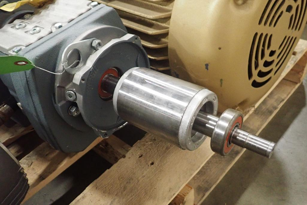 Lot 2008 - Gearbox. (See photos for additional specs). **Rigging Fee: $25** (Located in Eagan, MN.)