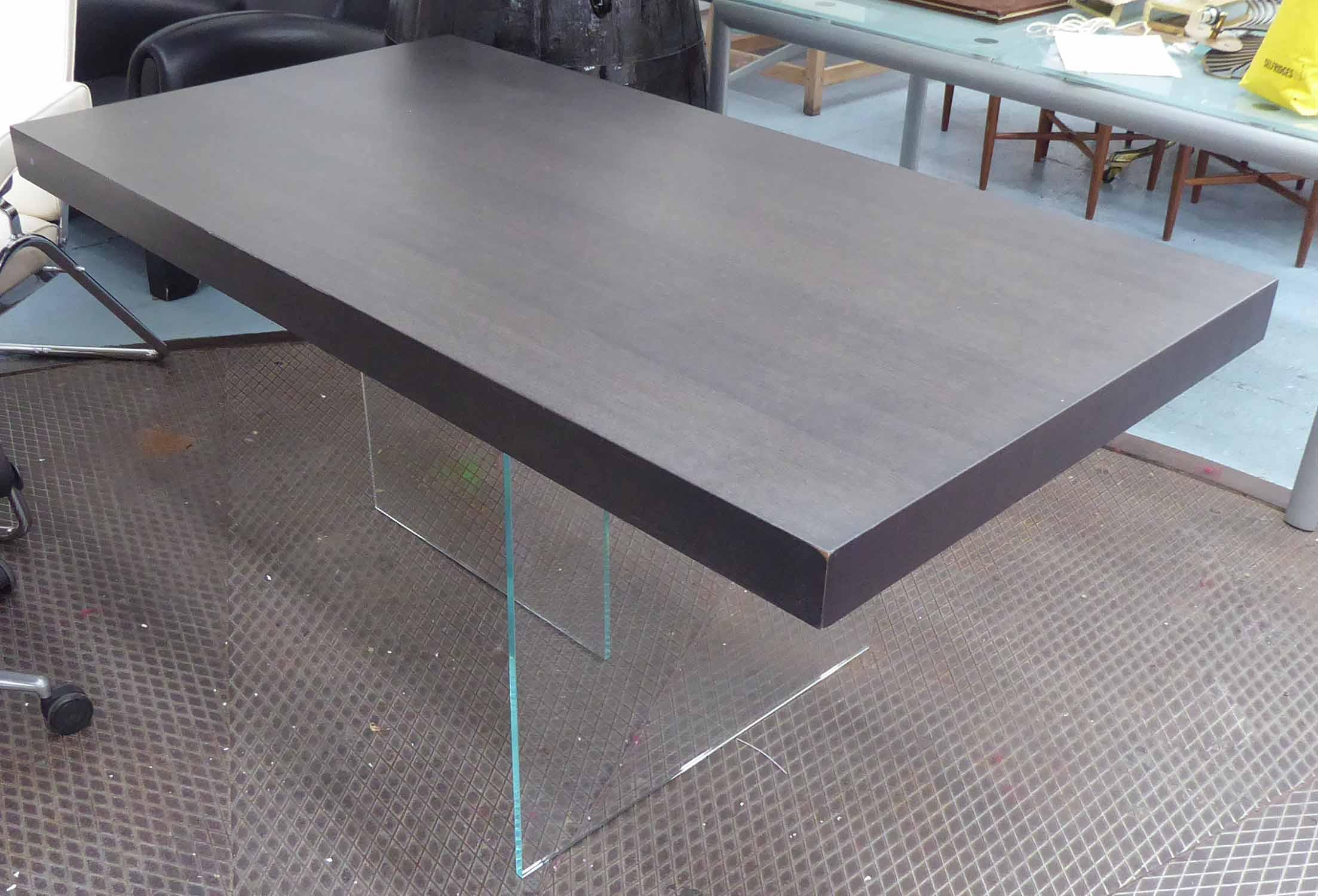 Lot 57 - LAGO AIR TABLE, by Daniele Largo 160cm x 85cm x 78cm.