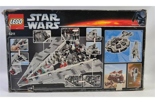 Lego Star Wars An Original Lego Star Wars Set 6211 39 Imperial