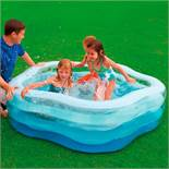 Intex Wetset Summer Colours Swim Centre 73 x 71 Inch Pool