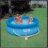 Intex 10ft x 30in Easy Set Pool with Filter Pump #56922 RRP £109.99