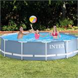 Intex – Swimming Pool Removable Prism Frame 366 x 76 RRP £199.99
