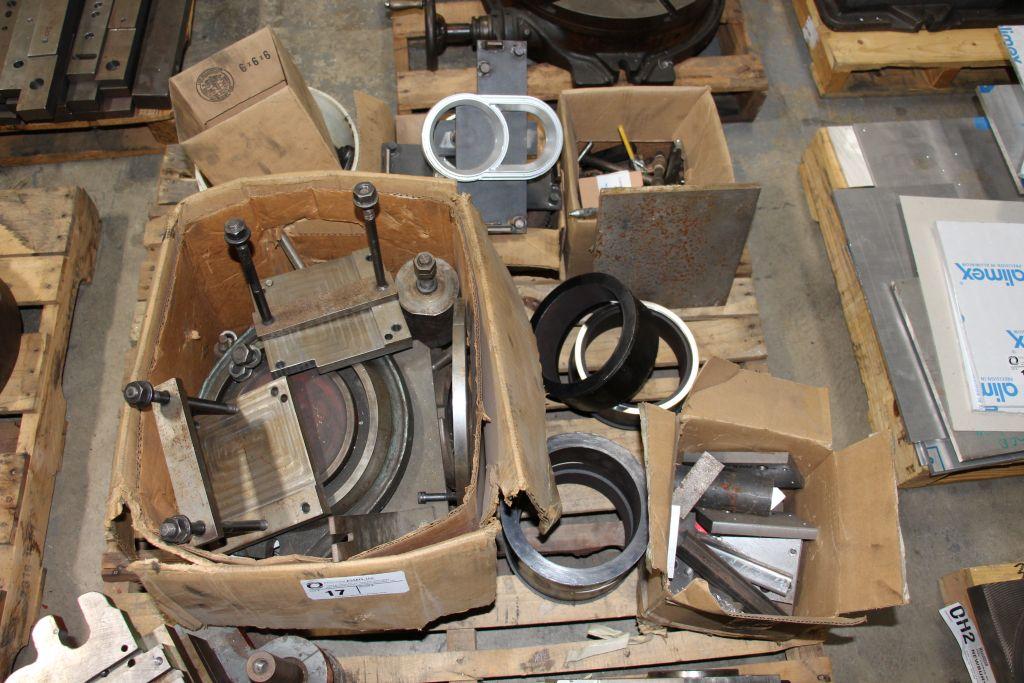 assortment of scrap