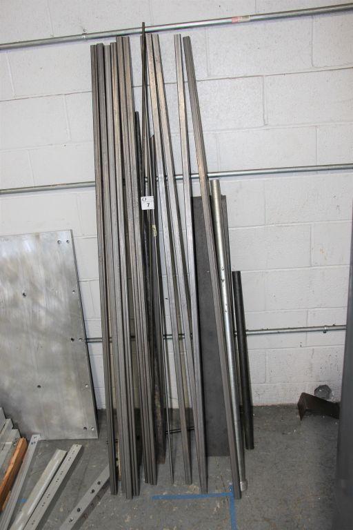 assortment of square stock
