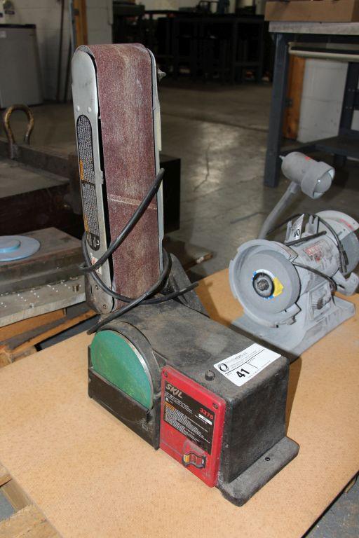 Skil disc & belt sander