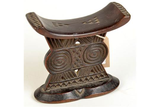 An African Head Rest