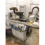 Brown & Sharpe 618 Micromaster Hydraulic Surface Grinder, s/n 523-6183-7373, 6 In. X 18 In.