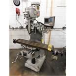 Bridgeport Series I, 2 HP Vertical Mill, s/n BR278329, New 2000, 9 In. X 48 In. Table, Bridgeport
