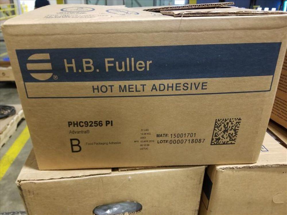 Lot 1484 - Lot (30) Case H. B. Fuller Hot Melt Adhesive