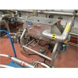 A&M Process Equipment Ltd single ribbon blender # 2 mod. no. RB1-8 ser. no. 404034 15 in. x 24 in. x