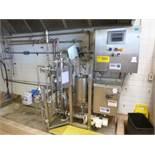 HydroThermal direct steam injection heating system, s/s c/w Lightnin SPXFLOW agitator, AB