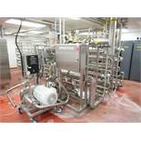 Advance Process Solution Pilot system sterilizer /HEX 450 skid system include multiple pass