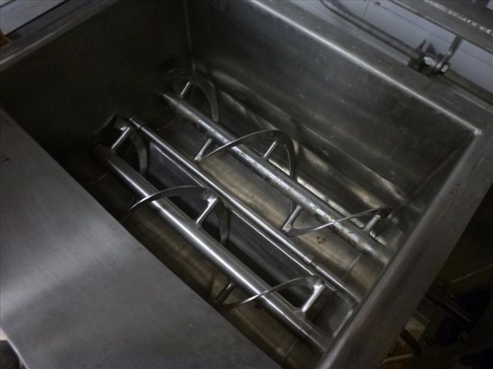 Lot 825C - A&M dual ribbon test blender, mod. DRB050, ser. no. 41328, s/s 1/2 hp (2nd Floor, Test Kitchen)