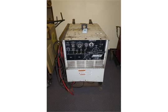 memco s-250  Constant current ac/dc arc welding power source