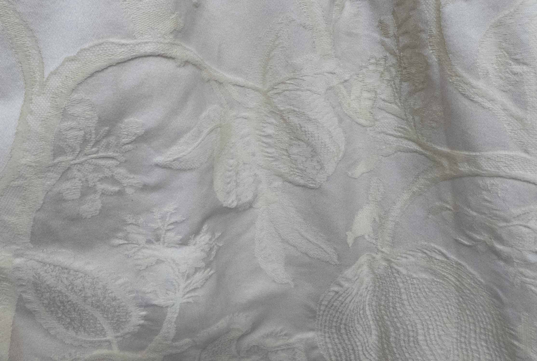Lot 54 - CURTAINS, two pairs,