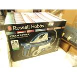 Russell Hobbs Steam Power steam generator iron, unchecked and boxed.