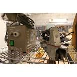 LOT - MISC ITEMS TO INCLUDE: OLYMPUS ILK-5 LIGHT SOURCE, PACK-RITE CONTINUOUS HAND ROTARY SEALER,