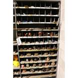 LOT - CONTENTS OF (2) 3' SECTIONS OF SHELVING TO INCLUDE: PROTO PULLER SETS, BARRICADE FLASHING