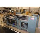 Baum Folder Model 23X36 to Include a Continuous Feeder Series 523B s/n BA2-027 & a Baum Folder