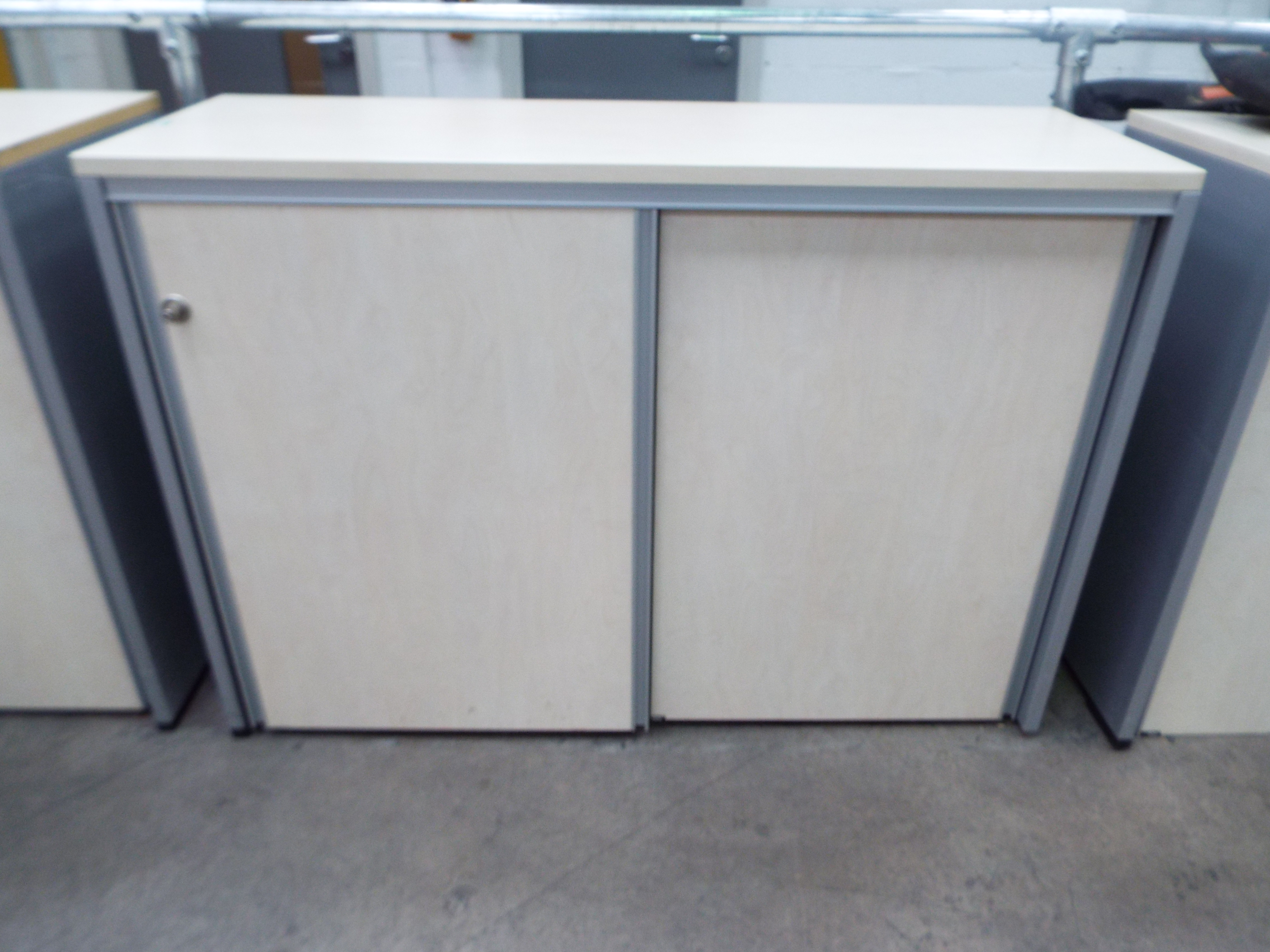 Lot 31 - Filing Cupboards
