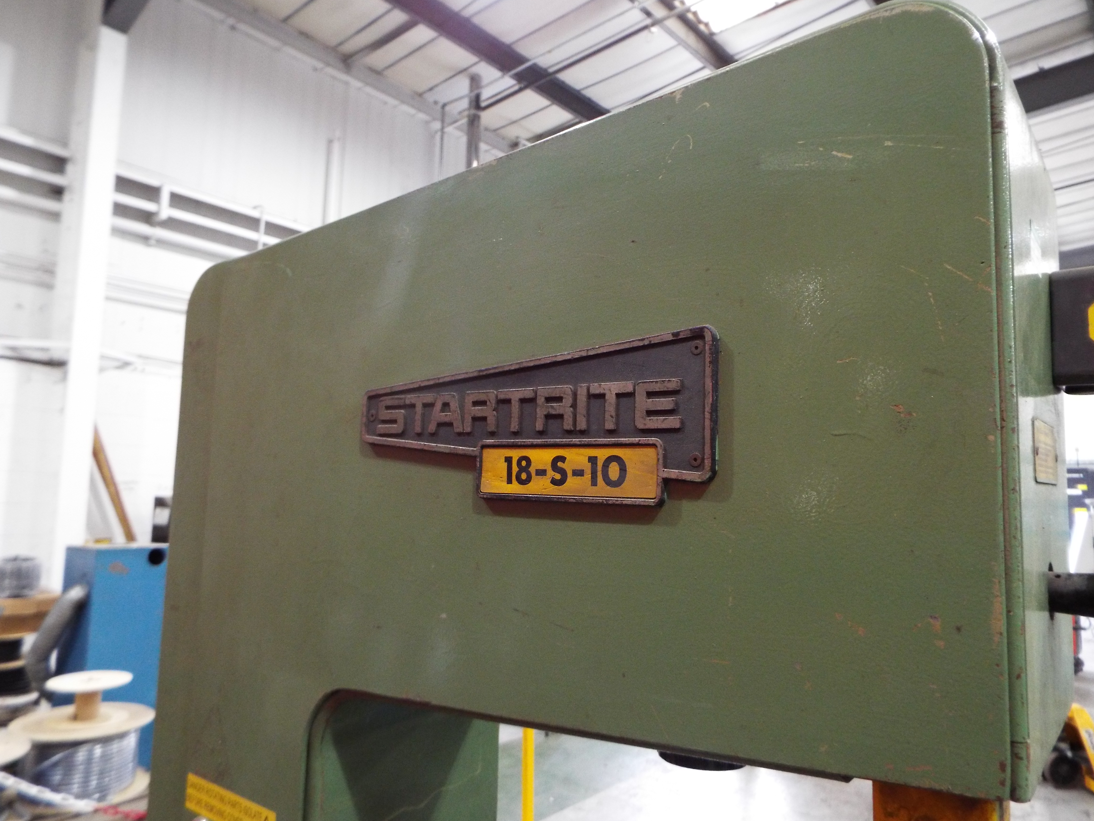 Lot 10 - Startrite Vertical Band Saw