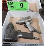 LOT/ PNEUMATIC IMPACT GUNS