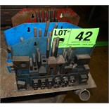 LOT/ TIE DOWN CLAMPING