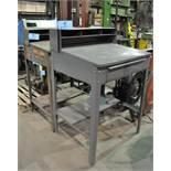 Lot-(2) Shop Desks