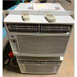 Lot-(2) Frigidaire Room Air Conditioners