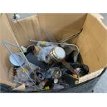 1 LOT TO CONTAIN ASSORTED UNTESTED LIGHTS, LAMPS AND LAMPSHADES (PUBLIC VIEWING AVAILABLE)
