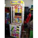 TIME BUSTERS PRIZE REDEMPTION GAME LAI GAMES Item is in used condition. Evidence of wear and