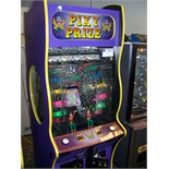 PIXY PRIZE CAPSULE PRIZE VENDING MACHINE ICE Item is in used condition. Evidence of wear and