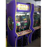 PIXY PRIZE CAPSULE PRIZE VENDING MACHINE Item is in used condition. Evidence of wear and