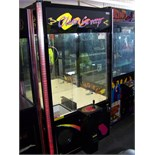 """42"""""""" CLEAN SWEEP PLUSH CLAW CRANE MACHINE BB Item is in used condition. Evidence of wear and"""
