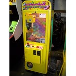 """24"""""""" CANDY SHOPPE CRANE MACHINE COASTAL Item is in used condition. Evidence of wear and commercial"""