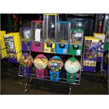 NORTHWESTERN SENTINEL CANDY BULK VENDING COMBO RAC Item is in used condition. Evidence of wear and