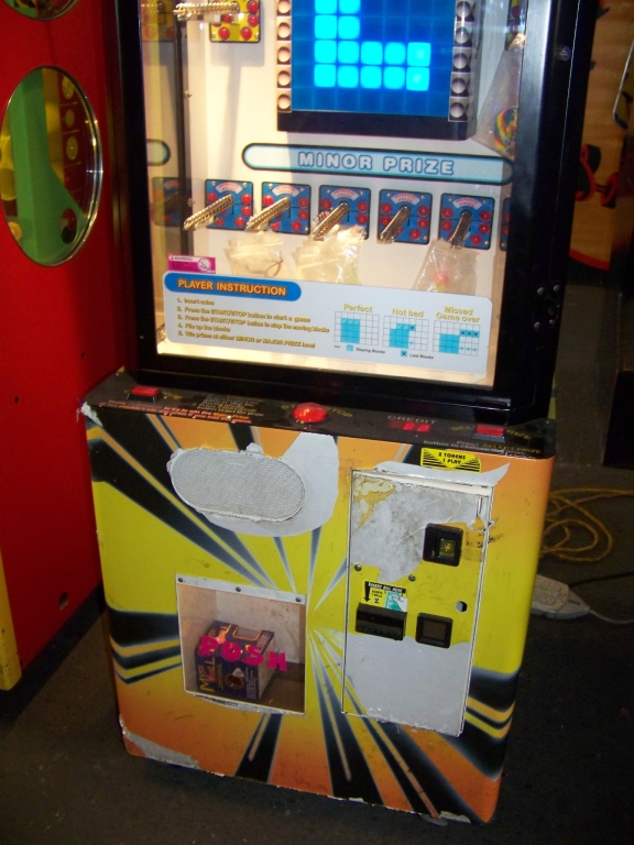 Lot 42 - PILE UP INSTANT PRIZE REDEMPTION GAME SMART Item is in used condition. Evidence of wear and