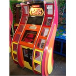 FLAMIN FINGER PRIZE REDEMPTION GAME NAMCO N Item is in used condition. Evidence of wear and
