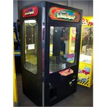 """42"""""""" SMART CLEAN SWEEP BLK PLUSH CLAW CRANE MACHINE Item is in used condition. Evidence of wear"""