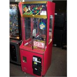 """24"""""""" SMART CLEAN SWEEP CANDY CRANE MACHINE Item is in used condition. Evidence of wear and"""